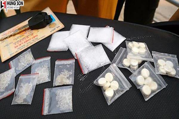 Tàng trữ ma túy chịu mức phạt bao nhiêu năm tù?