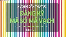 Thủ tục đăng ký mã số mã vạch năm 2020