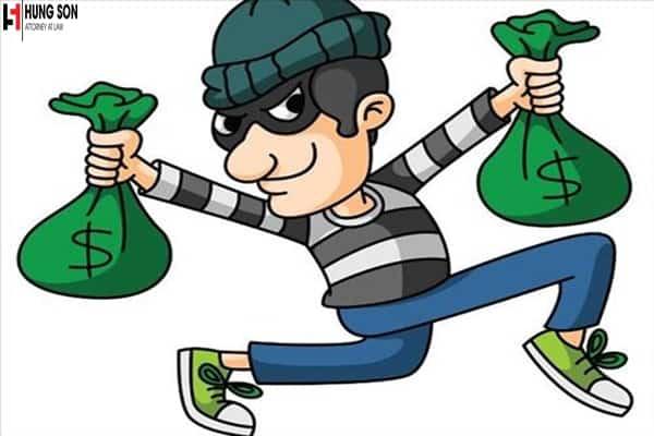 Điểm giống và khác nhau giữa Tội trộm cắp và Tội cướp giật tài sản