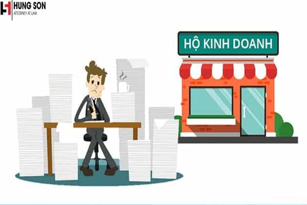 giấy phép hộ kinh doanh cá thể