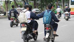 Mức xử phạt khi lái xe chưa đủ tuổi