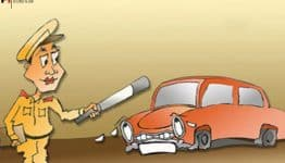 Thời hạn tạm giữ xe được quy định tối đa là bao lâu?