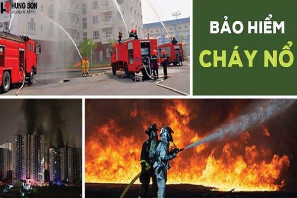 bảo hiểm cháy nổ nhà chung cư