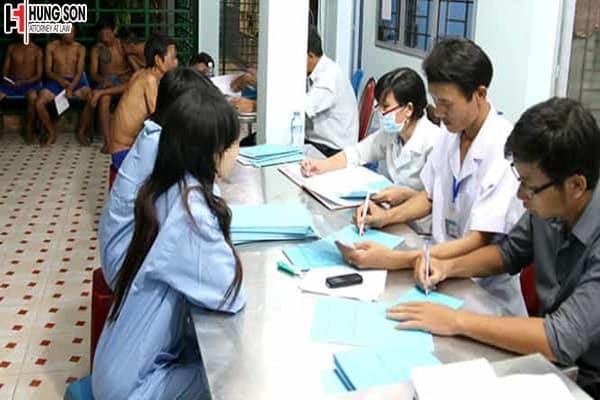Thủ tục đăng ký đưa đi cai nghiện bắt buộc mới nhất hiện nay