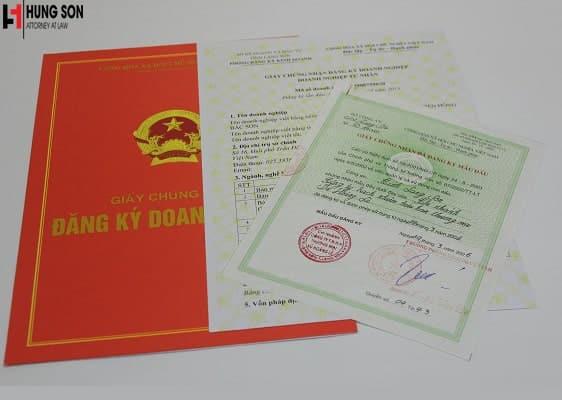 mất giấy chứng nhận đăng ký doanh nghiệp