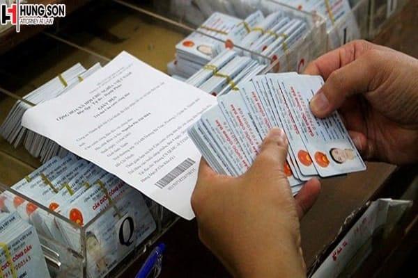 độ tuổi bắt buộc phải đổi thẻ căn cước công dân
