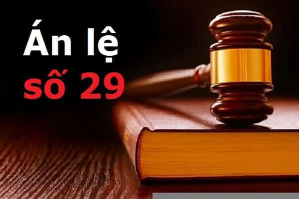 """ÁN lệ số 29/2019/Al về tài sản bị chiếm đoạt trong tội """"cướp tài sản"""""""