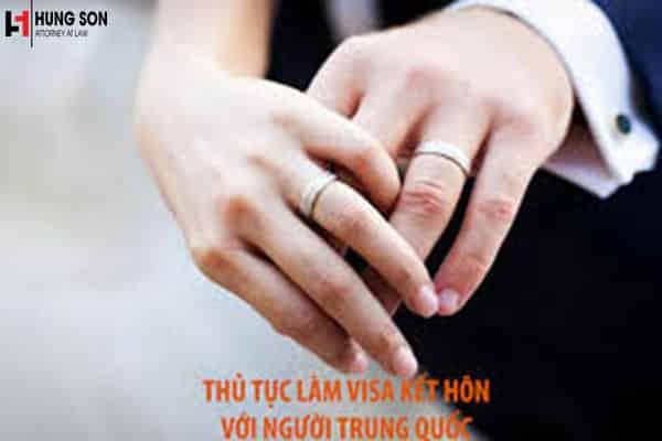 Làm thế nào để đăng ký kết hôn với người Trung Quốc thành công?