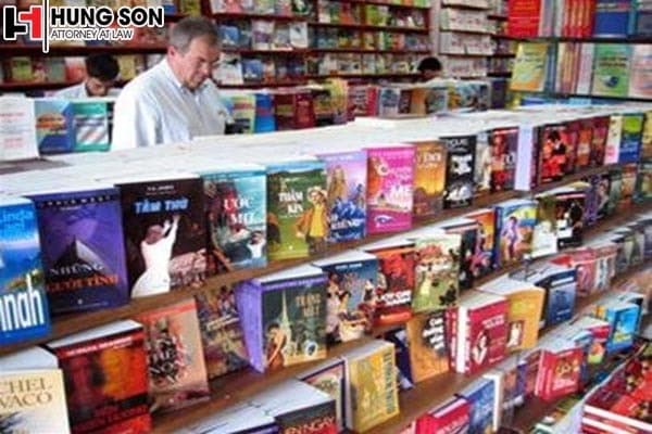 mua bản quyền sách