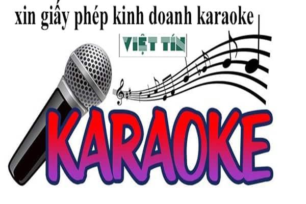 giấy phép kinh doanh quán karaoke