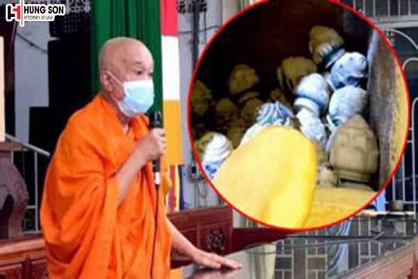 Các hũ tro cốt bị vứt xó tại chùa kỳ quang 2 – Hành vi xâm phạm thi thể hài cốt mồ mả