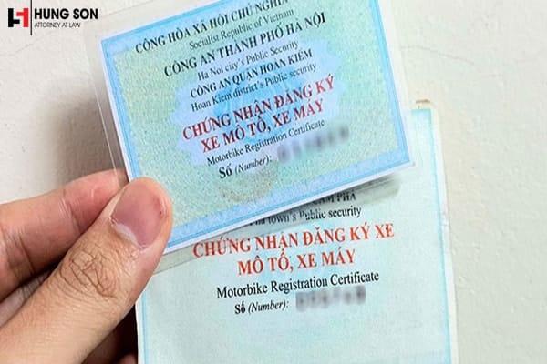Có cần phải làm thủ tục đăng ký xe tạm thời hay không?