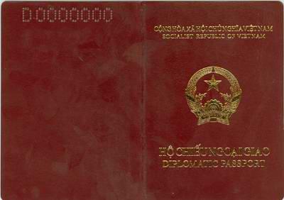 hộ chiếu ngoại giao là gì