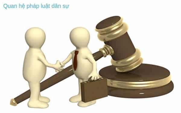 quan hệ pháp luật dân sự là gì