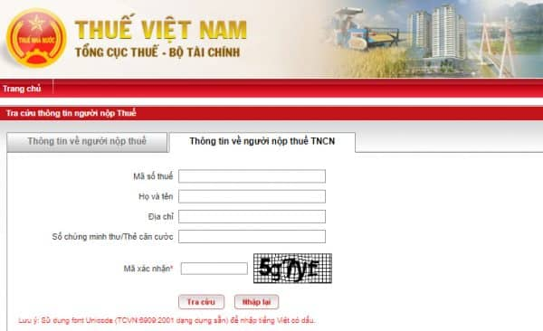 giao diện website thế việt nam