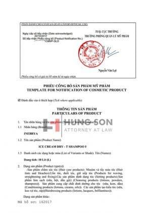 Công bố mỹ phẩm điều kiện bắt buộc để nhập khẩu mỹ phẩm