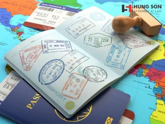 Hộ chiếu và visa là 2 giấy tò khác nhau