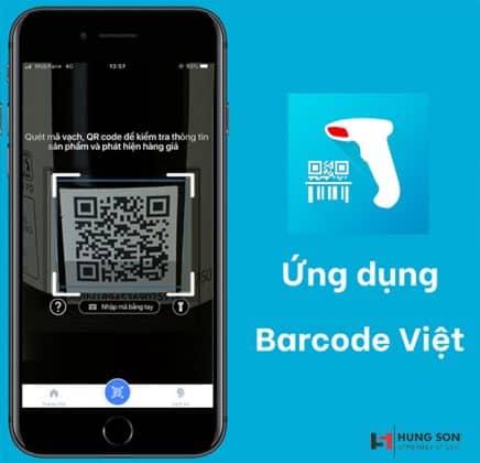 barcode việt ứng dụng kiểm tra mã vạch sản phẩm được nhiều người tin dùng
