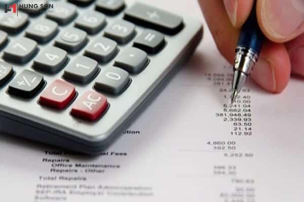 Hạch toán chi phí vận chuyển khi bán hàng, mua hàng