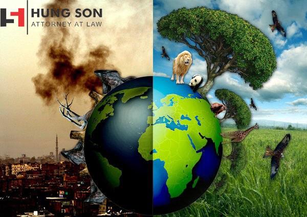Ảnh hưởng của ô nhiễm môi trường là gì?