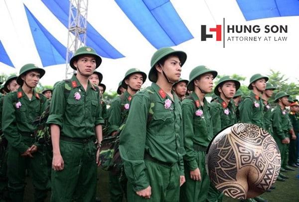 Quy định về các tiêu chuẩn tham gia nghĩa vụ quân sự hiện nay