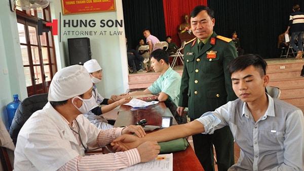Không đi khám sức khỏe nghĩa vụ quân sự có sao không?