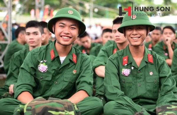Hạ sĩ quan, binh sĩ tại ngũ được hưởng các quyền lợi của BHXH