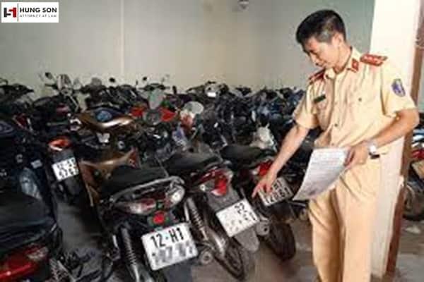 Mua bán biển số xe máy ô tô có vi phạm pháp luật không?