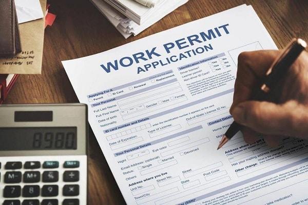 Thời hạn xin cấp giấy phép lao động cho người nước ngoài ở Việt Nam
