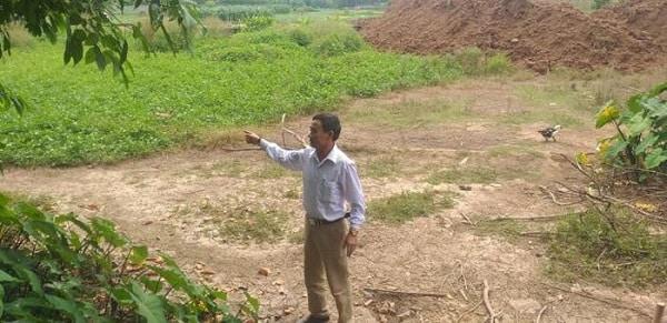 Chuẩn bị đầy đủ hồ sơ và thủ tục khởi kiện khi đất khai hoang bị lấn chiếm