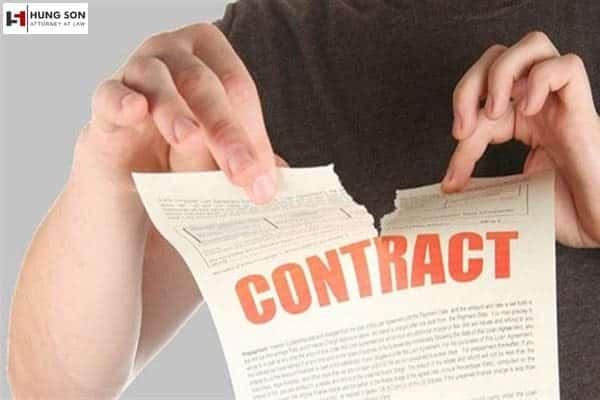 hợp đồng lao động vô hiệu