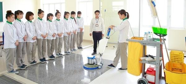 Những việc doanh nghiệp cần làm sau khi mở công ty dịch vụ vệ sinh công nghiệp