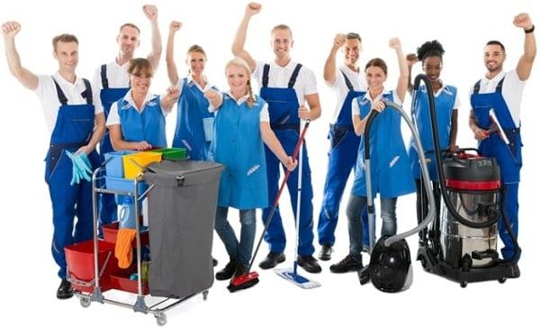Tư vấn thành lập công ty dịch vụ vệ sinh công nghiệp uy tín
