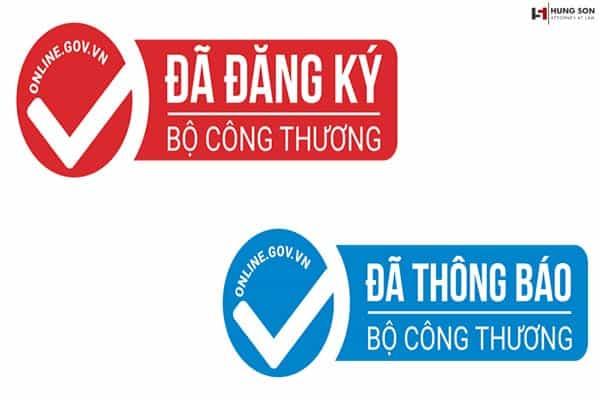 logo đăng ký với bộ công thương