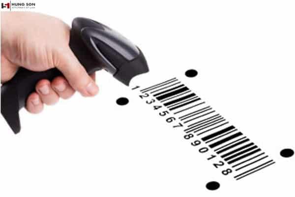 sử dụng mã số mã vạch nước ngoài